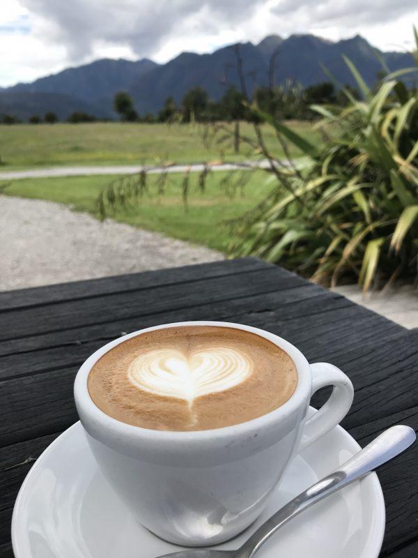 Hotspot New Zealand Coffee