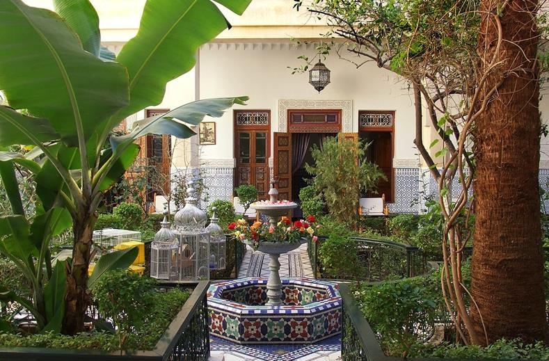 marrakech-riad-dar-sbihi-hotel-tuin
