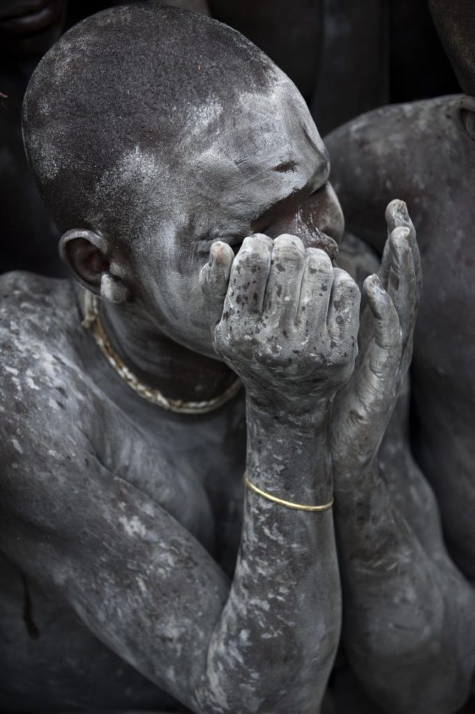 tribale-volken-suri-ethiopië