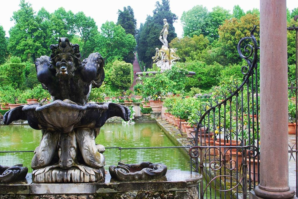 florence-boboli-tuinen-vijver