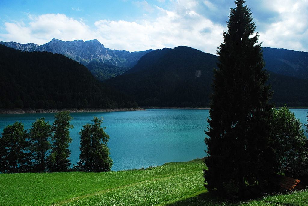 friuli-belvedere-sul-lavinal-meer