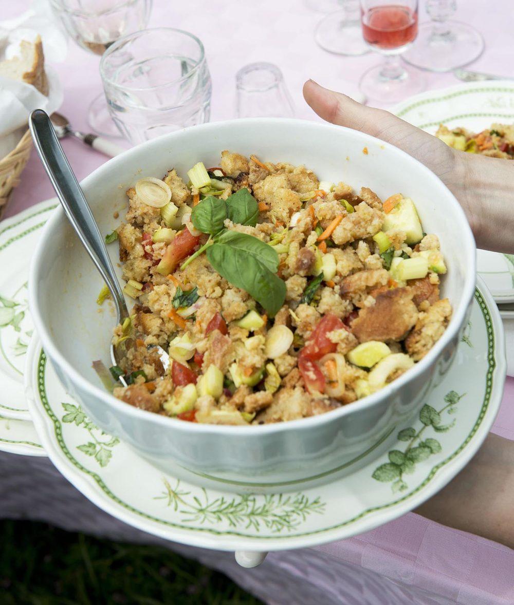 italië-fatorria-la-vialla-lunch-panzanella