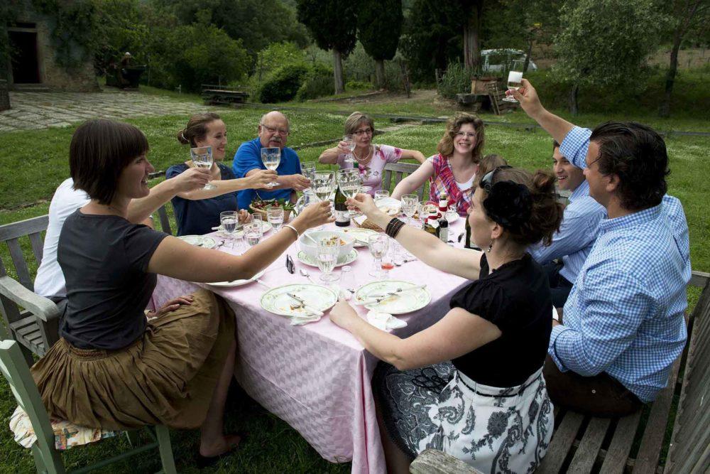 italië-fatorria-la-vialla-lunch-proost