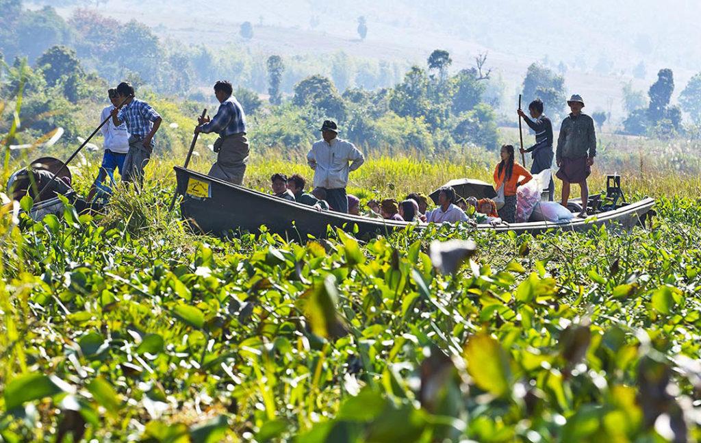 myanmar-inle-lake-boottocht