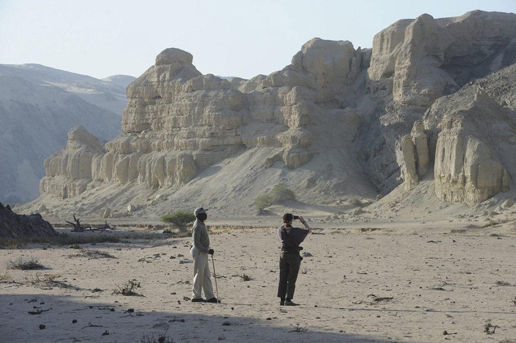 namibie-skeleton-coast-claycastles-wandeling