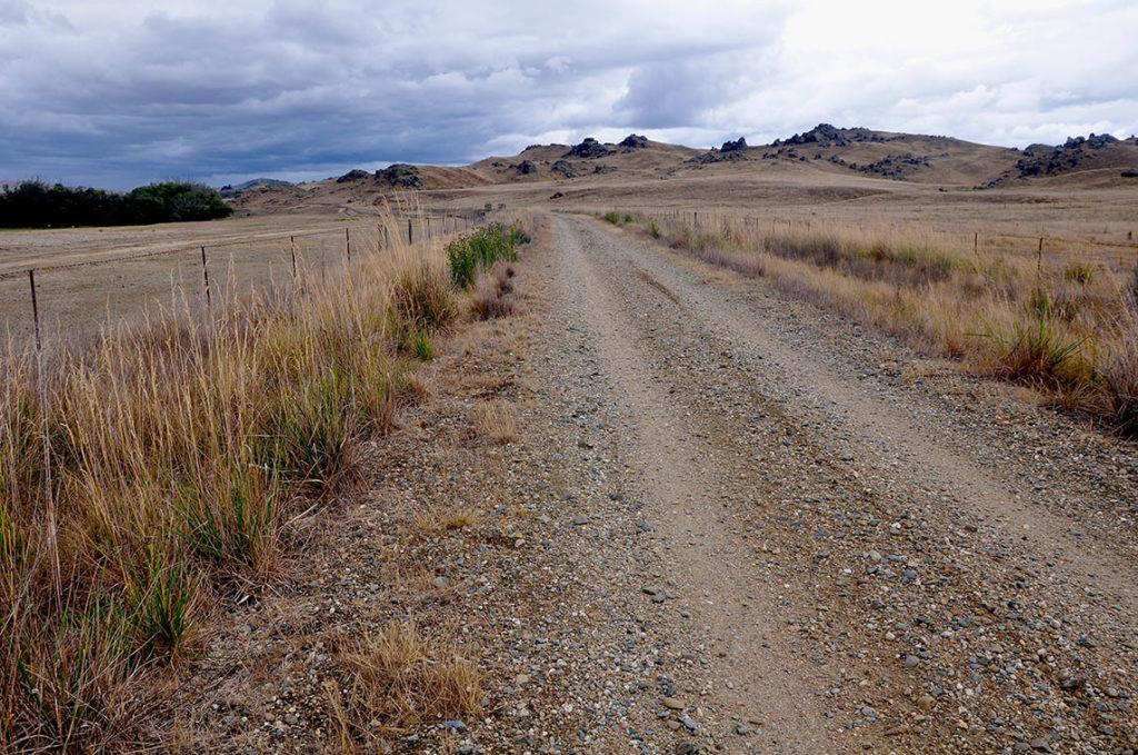nieuw-zeeland-otaga-rail-trail-weg