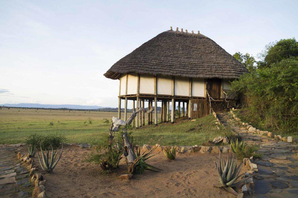 oeganda-kidepo-apoka lodge-bungalow