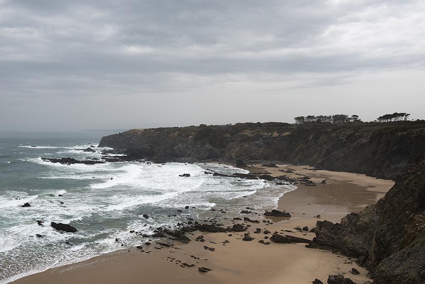 portugal-algarve-zambujeira-vissersroute-kust