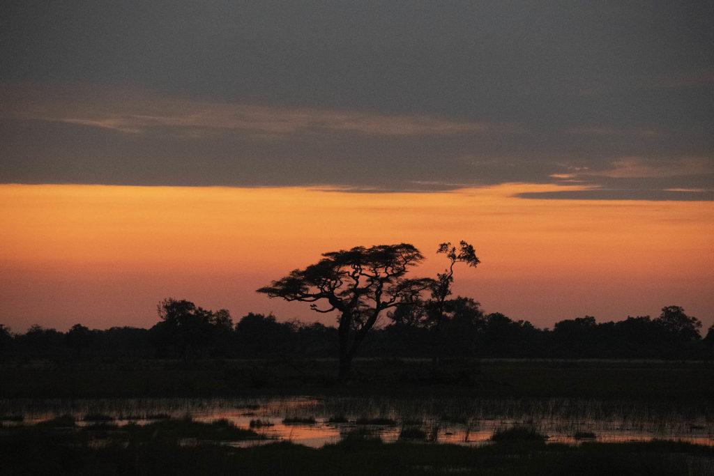 botswana-zonsondergang