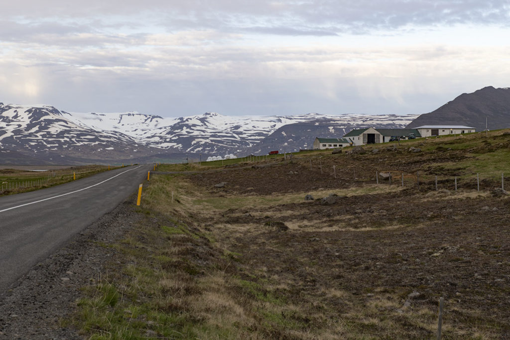 noord-ijsland-artic-coast-route