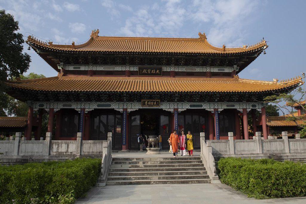 nepal-lumbini-koreaanse-tempel