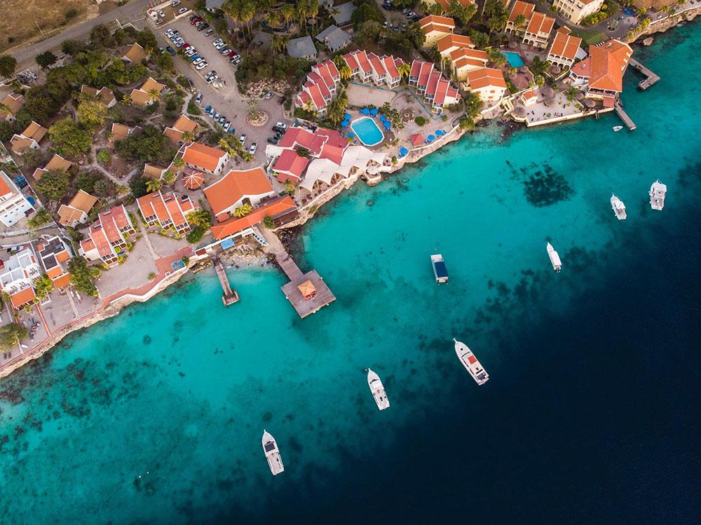 Bonaire-captains don habitat-resort