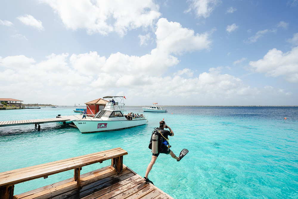 Bonaire-beste duikspot ter wereld