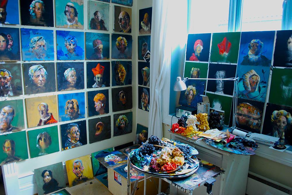 atelier-håkon-gullvåg-kunstenaar-trondheim-noorwegen