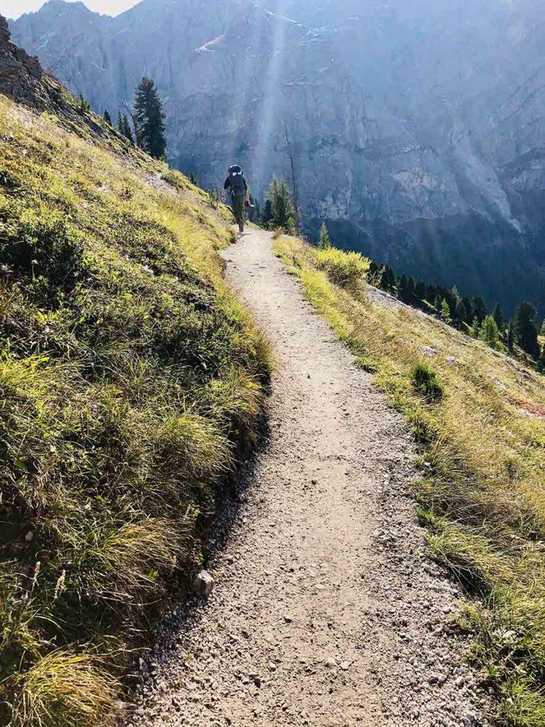 Dolorama-trail-dolomieten-etappe1- Henk